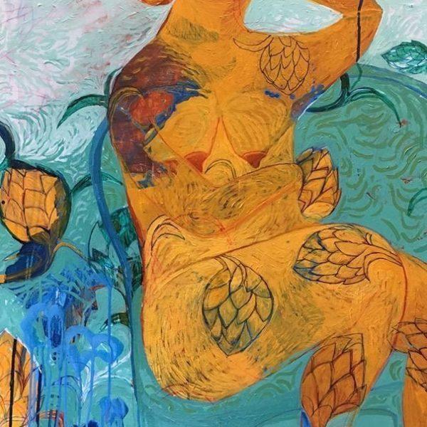 Illustrated Man I