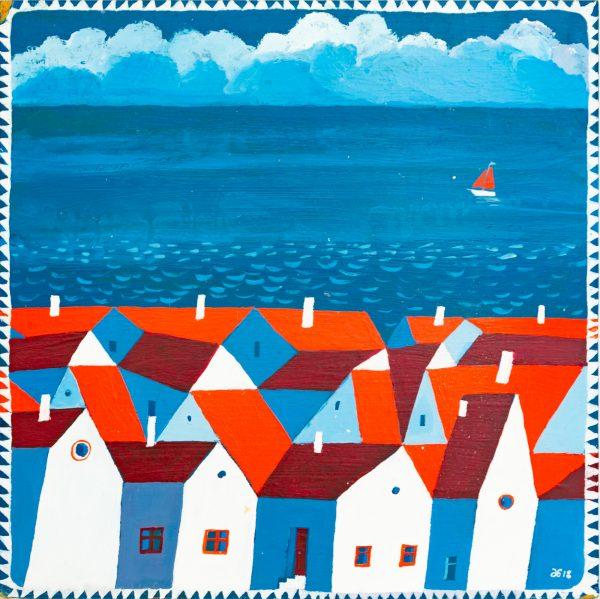 Briefmarke II